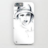 zelda iPhone & iPod Cases featuring Zelda by Joana Miranda Studio