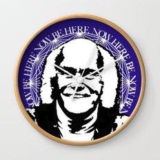 Ram Dass Wall Clock