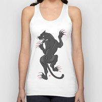 PP (Panther Power) Unisex Tank Top