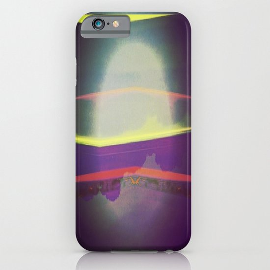 Signs in the Sky Collection - Falling Moon iPhone & iPod Case