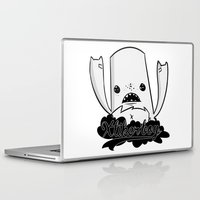 monster Laptop & iPad Skins featuring monster by jeff'walker