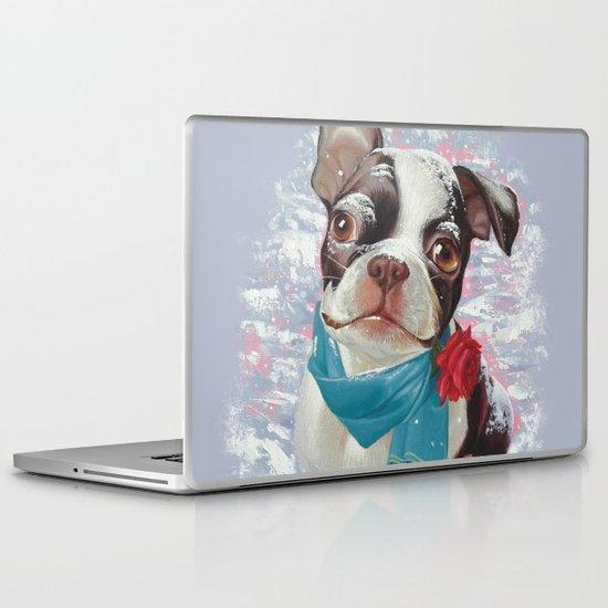 Winter Love. Laptop & iPad Skin