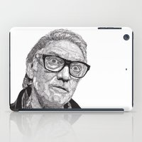 Alan iPad Case