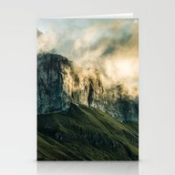 Wander III Stationery Cards