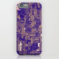 San Francisco! (Night) iPhone 6 Slim Case