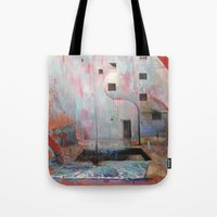 Cube Tote Bag