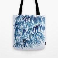 Blue Breeze Tote Bag