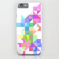 iPhone & iPod Case featuring Color Love by allan redd