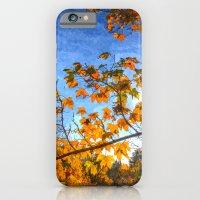 Autumns Arrival Art iPhone 6 Slim Case