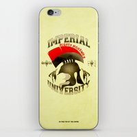 Imperial University(Skyr… iPhone & iPod Skin
