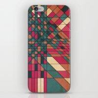 kriskras iPhone & iPod Skin
