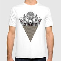 T.E.A.T.C.W. v Mens Fitted Tee White SMALL