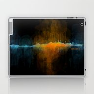 Istanbul City Skyline Hq… Laptop & iPad Skin