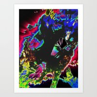Morphine Dream Art Print