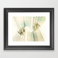And This Is What I See F… Framed Art Print