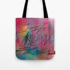 Facing Randomness. Tote Bag