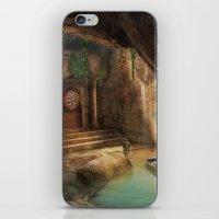 Magic explorer iPhone & iPod Skin