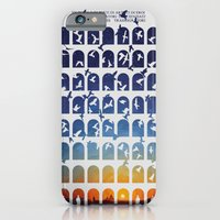 iPhone & iPod Case featuring Transitions by Paul Sheaffer