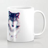 Act like a wolf.  Mug