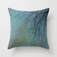 Hanging Tree  - JUSTART … Throw Pillow