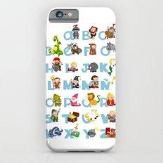 ABC  medieval (spanish) Slim Case iPhone 6s