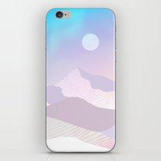 Dune Moon iPhone & iPod Skin