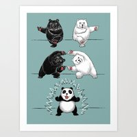 Ultimate Fusion! Art Print