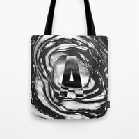 Marble A Tote Bag