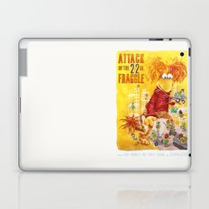 Attack of the 22 Inch Fraggle Laptop & iPad Skin