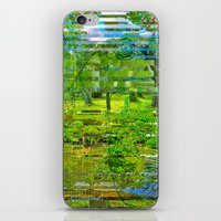 Landscape Of My Heart (4… iPhone & iPod Skin
