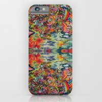 iPhone & iPod Case featuring Lake by czavelle