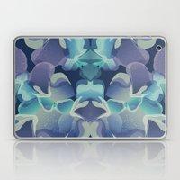 Micro Blue Laptop & iPad Skin
