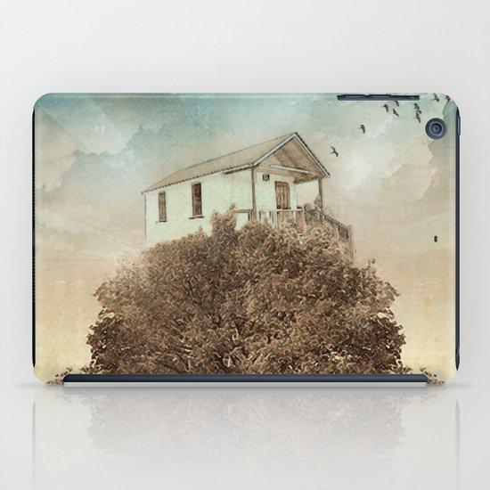 Tree House iPad Case