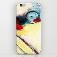 SATELLITE OF LOVE iPhone & iPod Skin