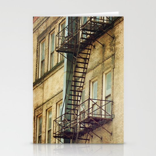 Escape to Freedom Stationery Card