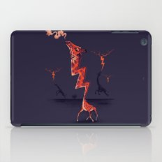 lightning rod iPad Case