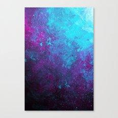 Nebula Star Birth Canvas Print