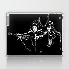 Dark Fiction Laptop & iPad Skin