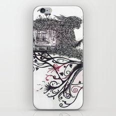 Imaginatĭo iPhone & iPod Skin