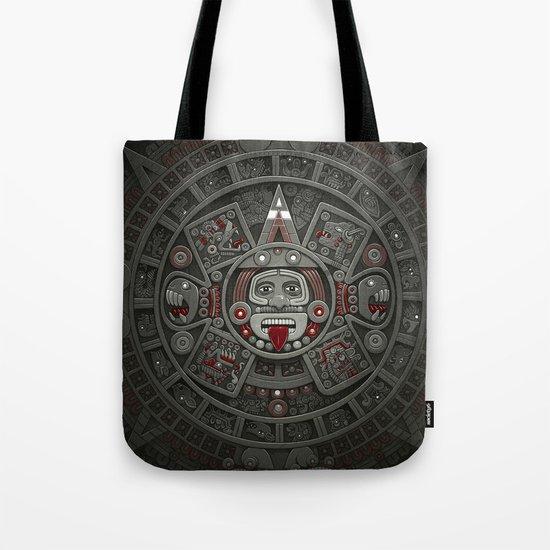 Stone of the Sun I. Tote Bag