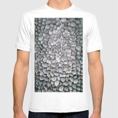 STONE COLD Mens Fitted Tee White SMALL