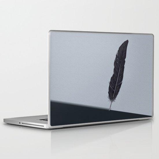 Feathered Edge. Laptop & iPad Skin