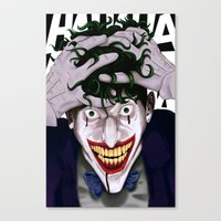 The Killing Joke Canvas Print