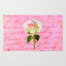 Rose Unfolding Rug
