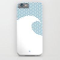 Wavy Wave iPhone 6 Slim Case