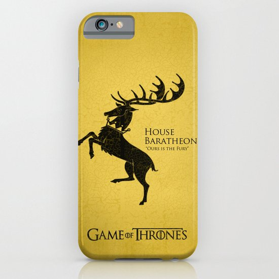 Game Of Thrones 07 iPhone & iPod Case