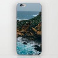Big Sur Coast iPhone & iPod Skin