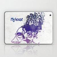 My House Laptop & iPad Skin