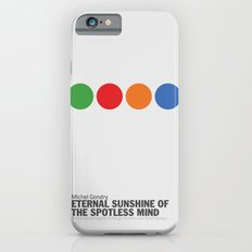 Eternal Sunshine of a Spotless Mind | Minimalist Movie Poster Slim Case iPhone 6s