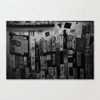 Saké Nomi Canvas Print